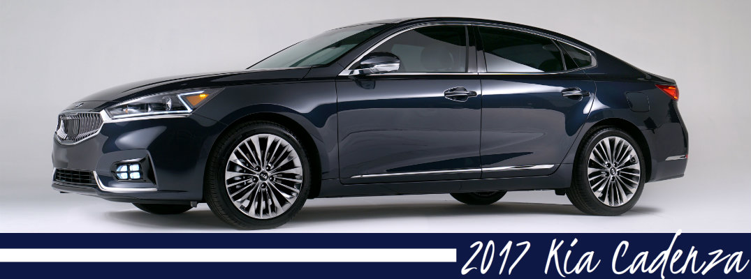 2017 Kia Cadenza changes and features