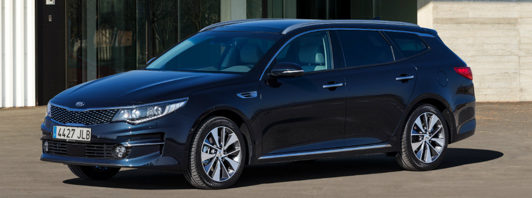 Will the Kia Optima Sportwagon be for sale in the US