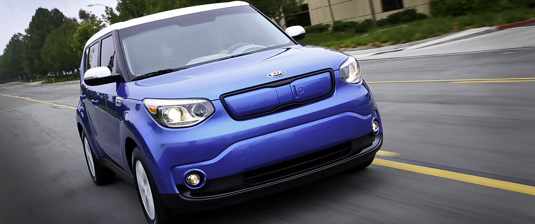 How long does the Kia Soul EV battery last?