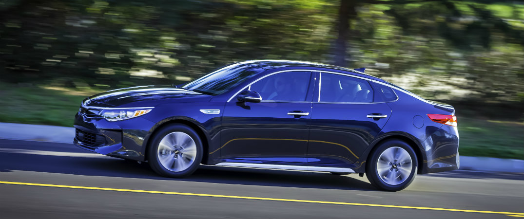 How long does the Kia Optima Hybrid battery last?