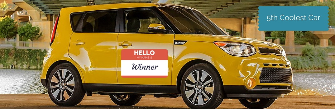 Kia Soul Named One Of The Coolest Cars - Cool yellow cars