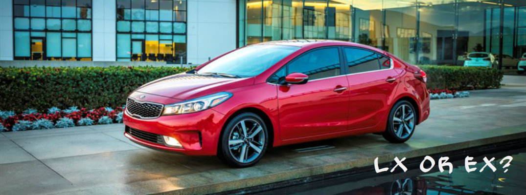 2016 Kia Forte Trim Levels