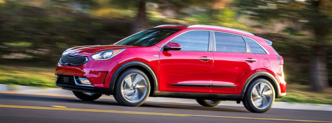 What does going green mean for Kia?