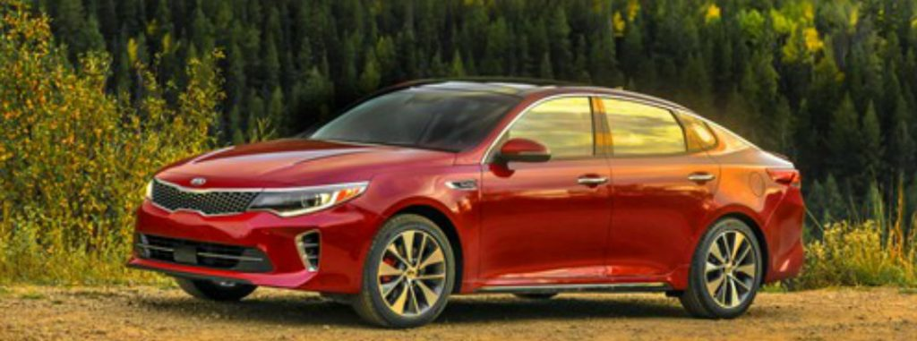 2016 Kia Optima Features And Exterior Colors