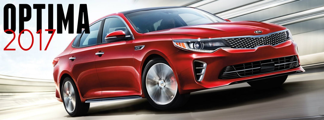 2017 Kia Optima Features and Release Date