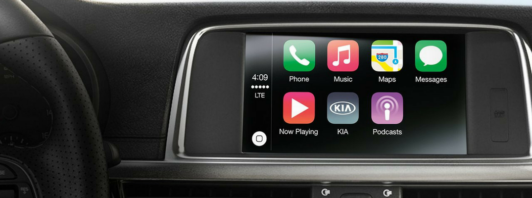 pair iphone to car how to pair iphone with kia apple carplay 2341