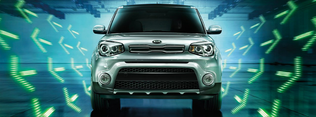 2017 Kia Soul engine options