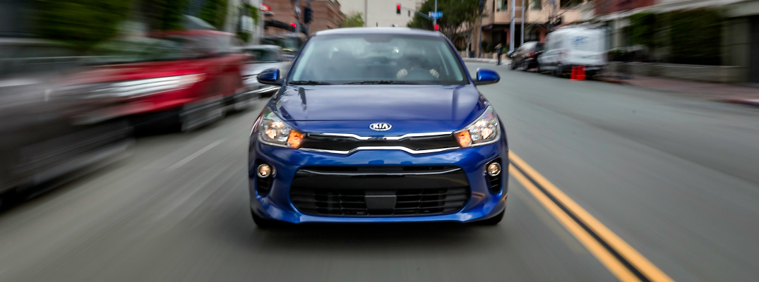 What S New For The 2018 Kia Rio