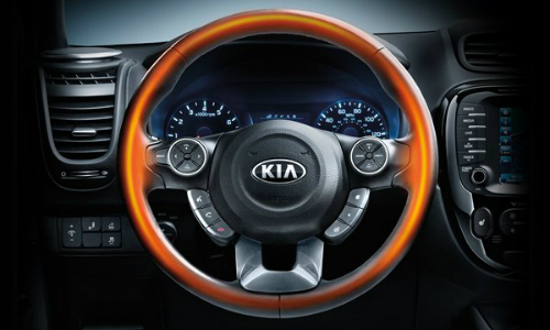 2017 Kia Soul Heated Steering Wheelo Carolina Kia Of High Point
