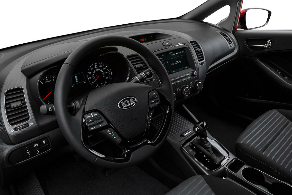 Show Me the Specs & Features of the 2018 Kia Forte