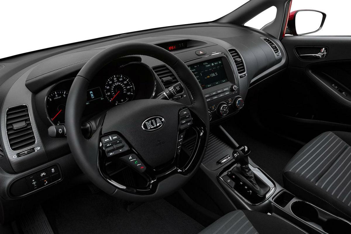2018 Kia Forte Cockpit O Carolina Of High Point Oil Filter Fortes Drivers