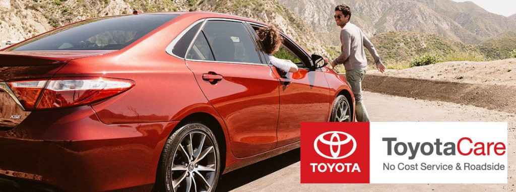 Toyotacare Roadside Assistance Number >> What Is Included In Toyotacare
