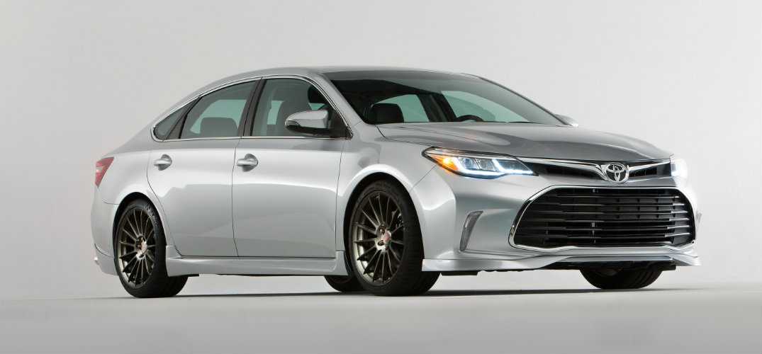 Toyota Models 2015 >> 2015 Sema Edition Trd Avalon Toyota Vacaville