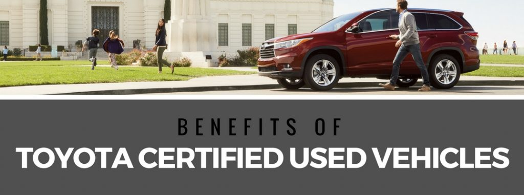what are the benefits of toyota certified used vehicles. Black Bedroom Furniture Sets. Home Design Ideas