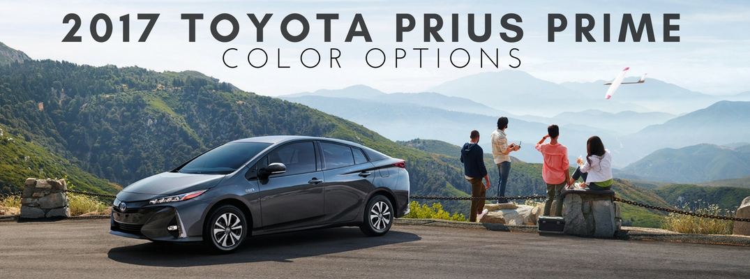 2017 toyota prius prime color options. Black Bedroom Furniture Sets. Home Design Ideas