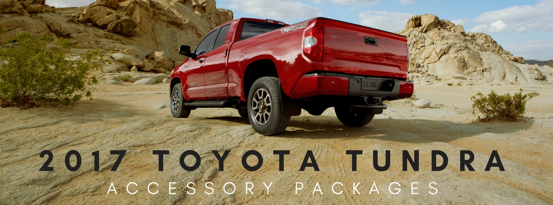 2017 Toyota Tundra Accessories >> 2017 Toyota Tundra Accessory Packages