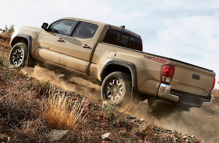 Toyota Tacoma Towing Capacity >> What Is The Towing Capacity Of The 2017 Toyota Tacoma