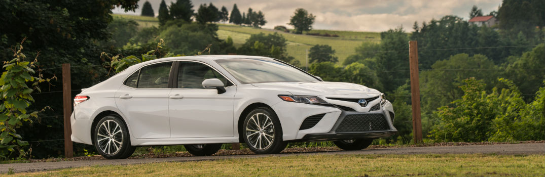 Does The 2018 Toyota Camry Offer All Wheel Drive Awd