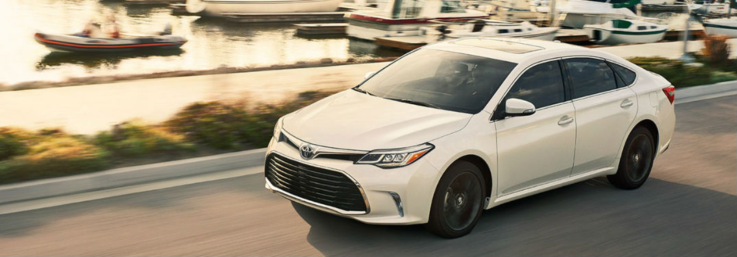 2018 toyota avalon trim levels and specs. Black Bedroom Furniture Sets. Home Design Ideas