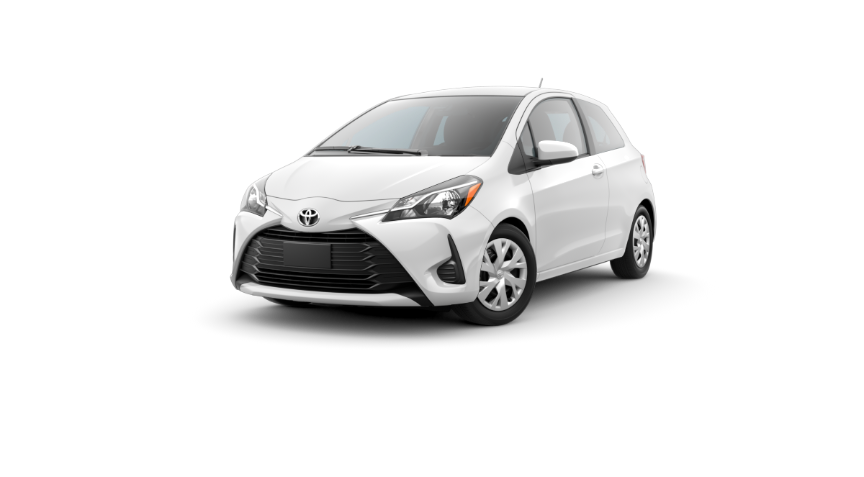 2018 Toyota Yaris Color Options