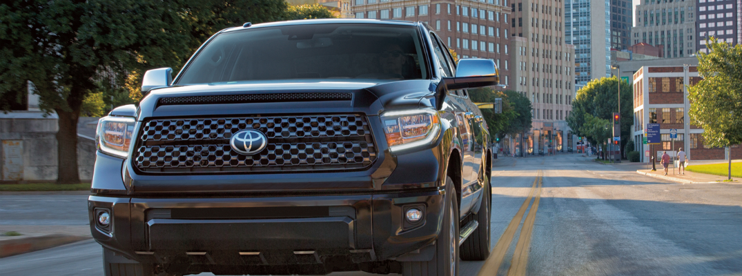 Toyota Tundra Towing Capacity >> Towing Capacity And Performance Of The 2018 Toyota Tundra