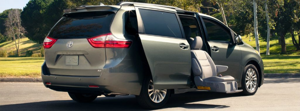 What Is The Toyota Sienna Auto Access Seat