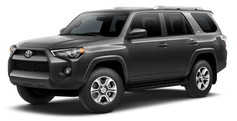 2017 Toyota 4runner >> What are the color options for the 2018 Toyota 4Runner?