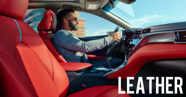 How do SofTex® seats compare to leather seats?