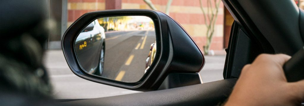 How Does Toyota Blind Spot Monitoring Work
