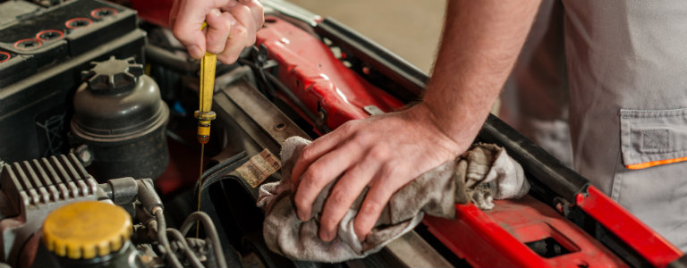 What car fluids need to be filled and flushed on a regular