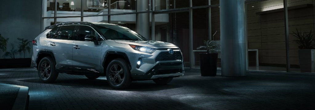 Toyota 4Runner Mpg >> New technology in the 2019 Toyota RAV4