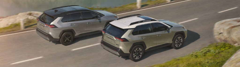 2019-Toyota-RAV4-models-in-Magnetic-Gray-Metallic-with ...