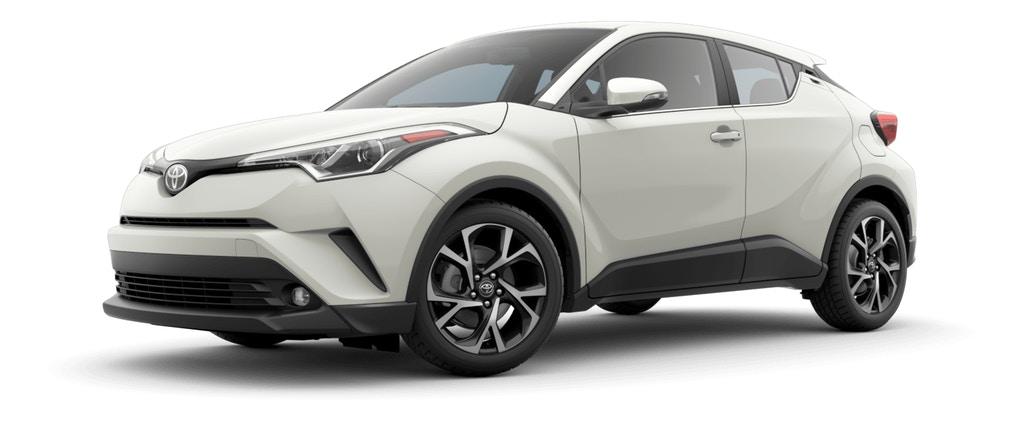 2019-Toyota-C-HR-in-Blizzard-Pearl