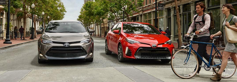 2019 Toyota Corolla L Vs Le
