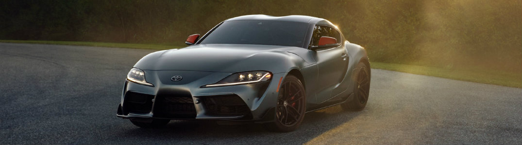2020 Toyota Supra Color Options