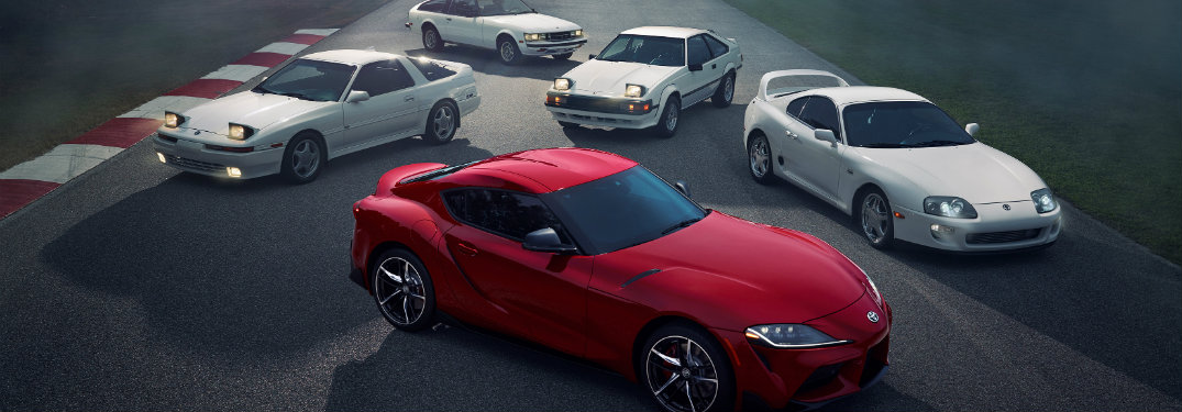 The highly anticipated 2020 Toyota Supra makes its debut