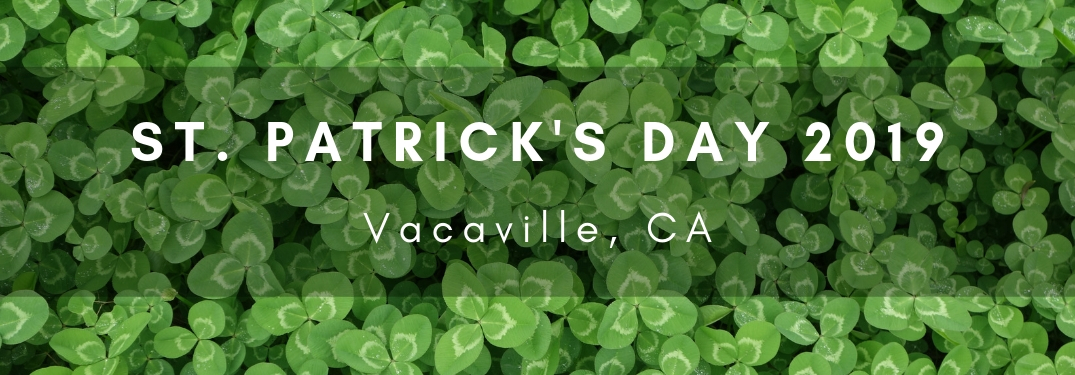 shamrock-backround-with-St.-Patricks-Day-2019-Vacaville-CA-text
