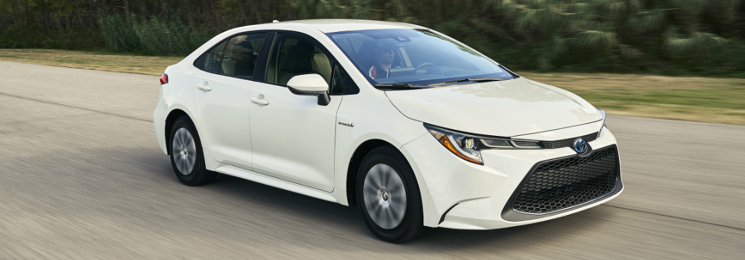 How Much Does The 2020 Toyota Corolla Cost