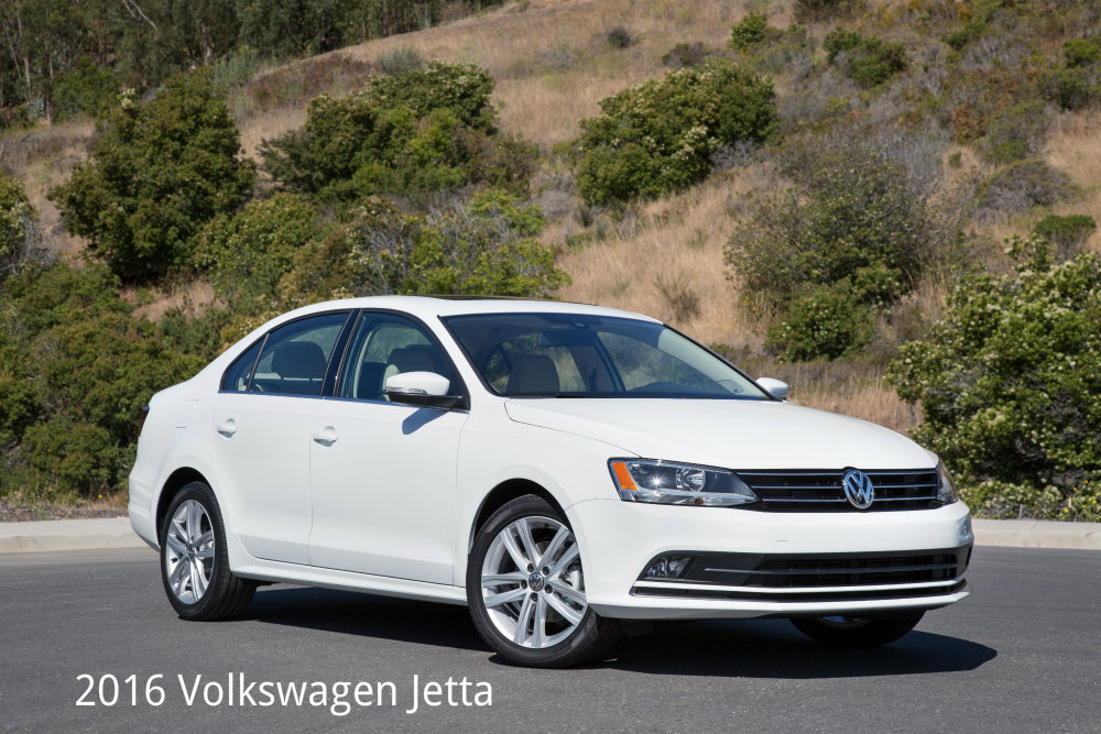 Volkswagen jetta safety ratings