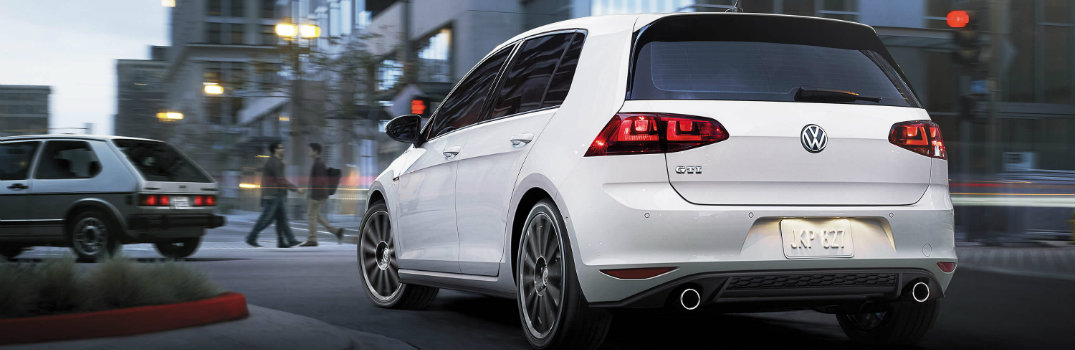 2016 VW Golf GTI trim levels and packages