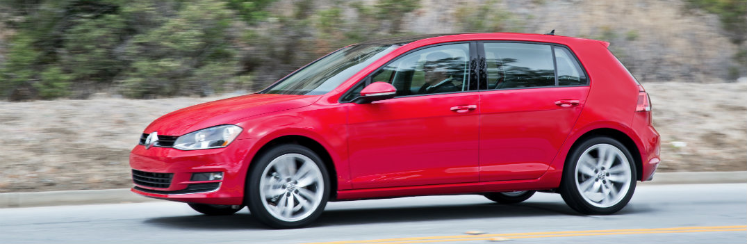 Features And Benefits Of 2017 Vw Golf Wolfsburg Trim