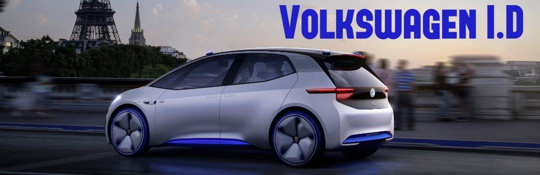 VW I D  electric concept specs and features