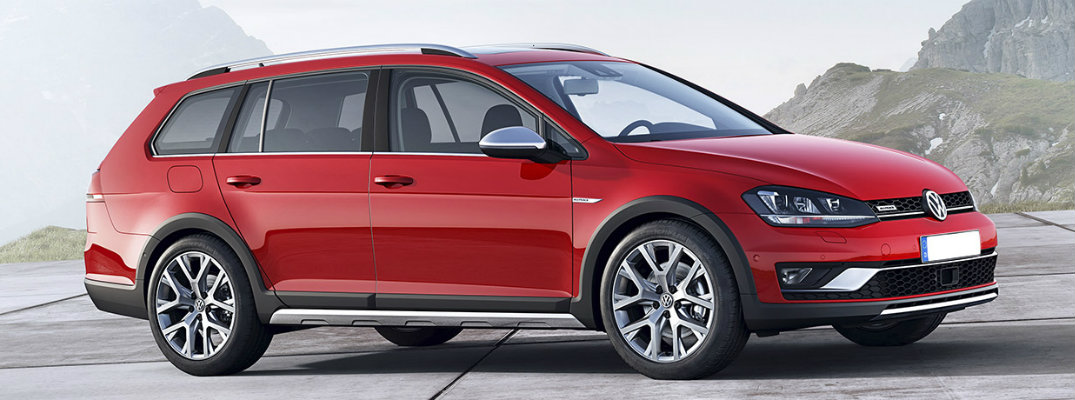 2017 Volkswagen Golf Alltrack Exterior Paint Colors