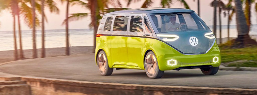 Volkswagen Id Buzz Release Date And Features