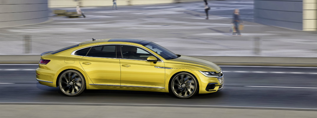 2019 Volkswagen Arteon Release Date And Available Features