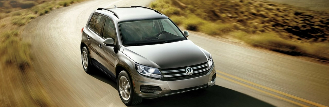 What's the Difference Between the Tiguan and the Tiguan Limited?