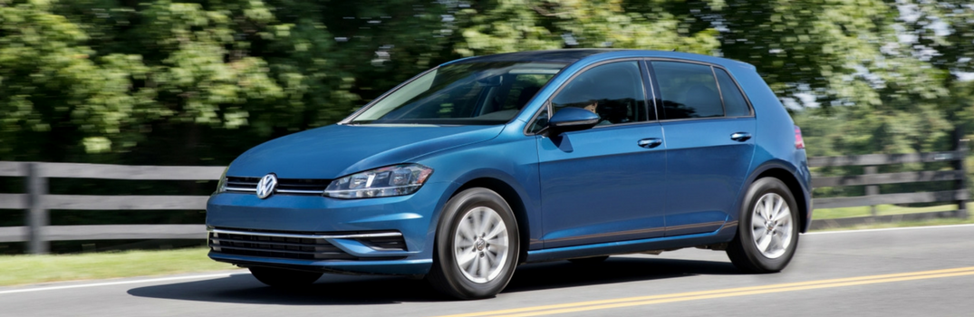 What Is The Difference Between The 2018 Volkswagen Golf S And Golf SE?