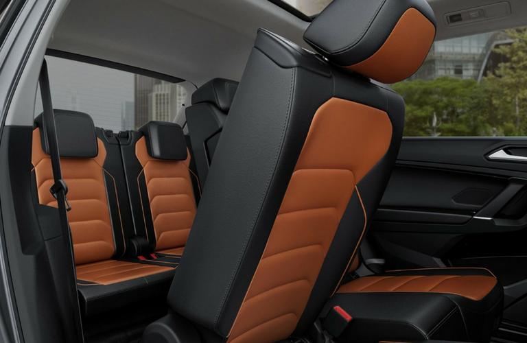 Aftermarket Third Row Seat >> All-New 2018 Volkswagen Tiguan Features and Performance Specs