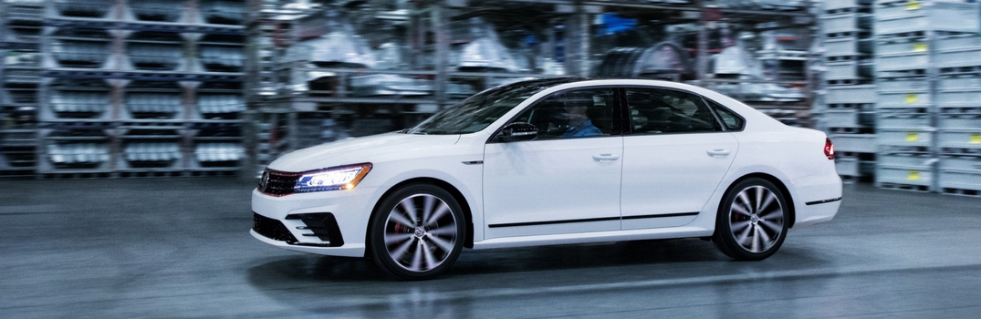 2018 Volkswagen Passat GT in warehouse