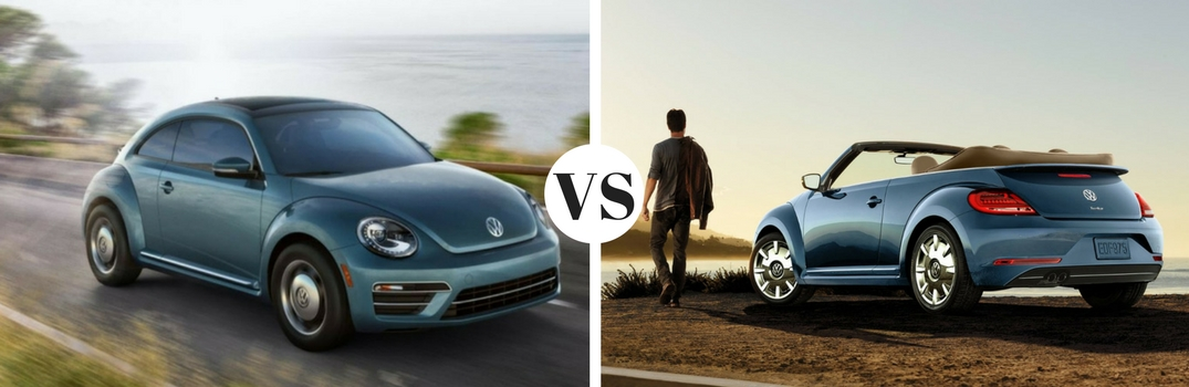 What is the Difference Between the 2018 VW Beetle and the